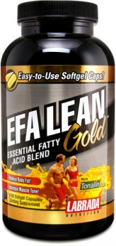 картинка Labrada EFA Lean Gold Gel Caps 180 капс.   от магазина